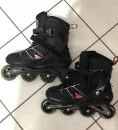 Patins - RollerBlade m80 / 43/44 - Novo
