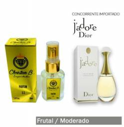 Mini Perfume Fragrância Importada Alta Fixação