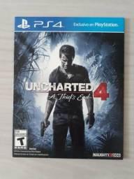 Uncharted 4 Ps4 (Caruaru)