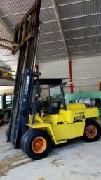 Vendo ou alugo Empilhadeira GLP 7 toneladas Clark C500 Y155