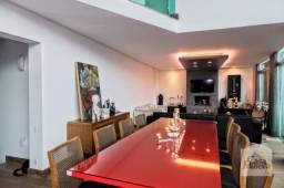 Casa de condomínio à venda com 4 dormitórios em Estância serrana, Nova lima cod:242890