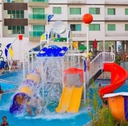 Caldas Novas, Hotel Riviera - O melhor oásis de águas quentes da cidade. *