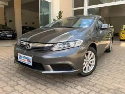Honda Civic LXS 1.8 aut - 2014