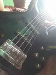 Memphis 5 cordas ativo (Leia a Descrição)
