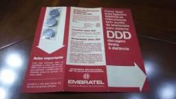Sistema ddd original com as fichas é o folder