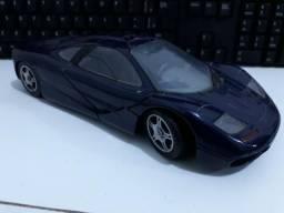 Miniatura Mclaren F1 1993 Azul