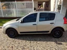 Impecavel Renault sandero expression 1.0 - 2012
