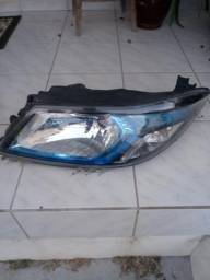 Farol esquerdo onix prisma azul