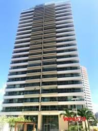 AP1499 Reserva Imperial, apartamento no Guararapes, 3 suítes, 3 vagas, lazer completo