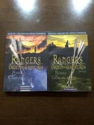 Livros Rangers a ordem dos arqueiros em ótimo estado