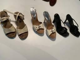 Sapatos, Sandálias e tamanco