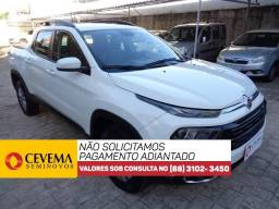 Fiat Toro Freedom 1.8 - Branco - 2017
