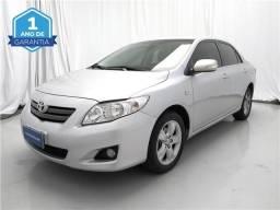 Toyota Corolla 2.0 xei 16v flex 4p automático - 2011