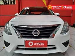 Para App *Nissan Versa S 1.0 Completo *Thais Santos * - 2018