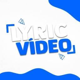 Lyric Vídeo (Profissional)