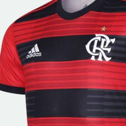 Camisa Oficial do Flamengo 2018