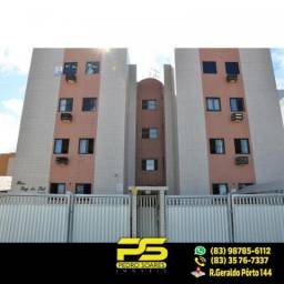 Apartamento com 3 qts, 1 ste, 73 m² por R$ 175.000 - Jardim Cidade Universitária - João Pe