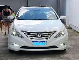 Hyundai Sonata Branco - 2013