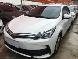 Corolla GLI UPPER 1.8 automático 2019