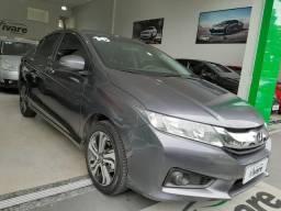 City Sedan EX 1.5 Flex Aut. Imperdível!!!! - 2016