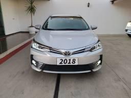 Toyota Corolla GLi - 2018 (Único Dono)