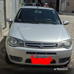 Vendo palio 1.0  emplacado 2020