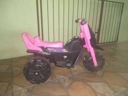 Moto elétrica & bicicleta aro 12