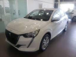 Novo Peugeot 208 Active Branco 20/21 0 km