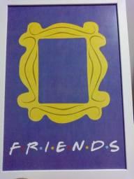 Vende-se quadro moldura Friends