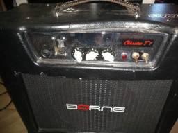 Amplificador borne clássico t7 valvulado