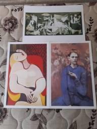 Título do anúncio: Coleção Telas Famosas de Picasso