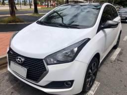 HB20 Rspec 1.6 2017 MT Garantia fábrica Revisões na Hyundai placa Mercosul