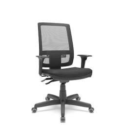 Cadeira Brizza Presidente Tela / Gamer / Escritório / Home office