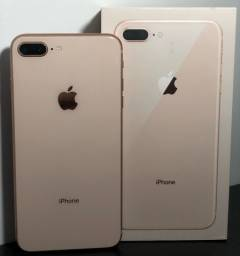 iPhone 8 Plus - Gold Rosê - 64 GB