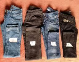 Vendo calças jeans