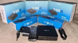 TV Box 4K Inova DIG-7021 4Gb de ram e 32 Gb