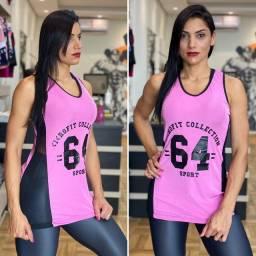 Regatas Fitness Novos modelos
