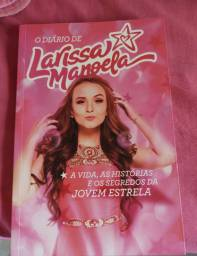 Livro Larissa Manoela