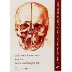 Livro Anatomia Aplicada à Odontologia