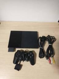 PlayStation 2 Slim funcionamento por OPL