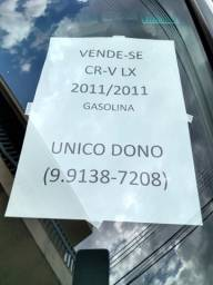 CRV 2011/2011 gasolina