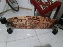 Vendo Longboard semi novo