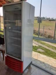 Vendo uma geladeira expositora metal frio