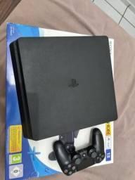 PS4 Slim 1TB novíssimo