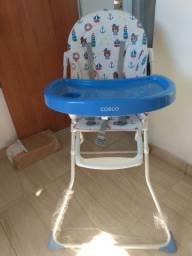 Cadeira de alimentação cosco
