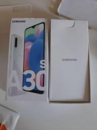 Vendo ou troco Samsung A30s 3 meses de uso