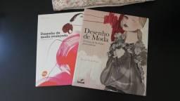 Livros Desenho de Moda