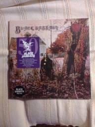 Lp Black Sabbath 1º Lp da banda novo lacrado 180 gramas Gatefold