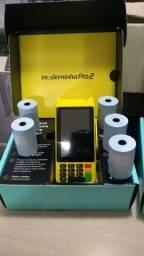 ModerninhaPro2 máquina de passa cartão