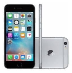 Iphone 6s 32 gb cinza-especial novo